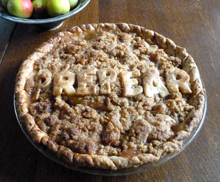 Prepear Pie