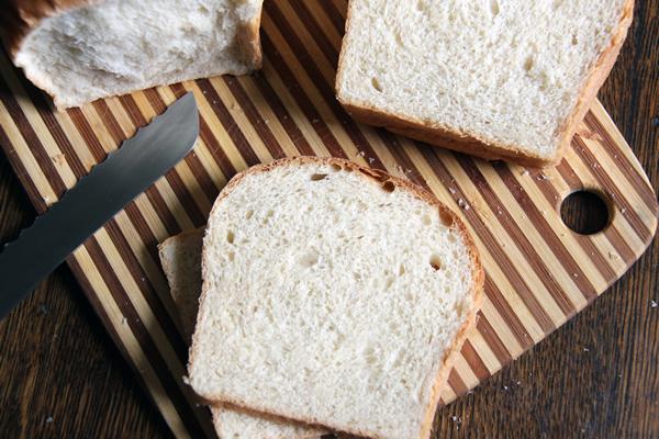 Bert Porter's Sandwich Bread Sliced